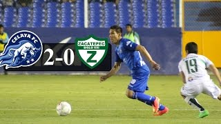 Resumen: Celaya FC Vs. Zacatepec - J1 Clausura 2016