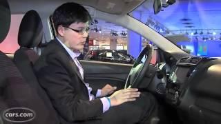 2014 Mitsubishi Mirage Car Video Review