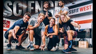 Crossfit Science: Big Sets Vs Smaller Sets / BTS: Update Studio / 19.3 with Buttery Bros and Friends