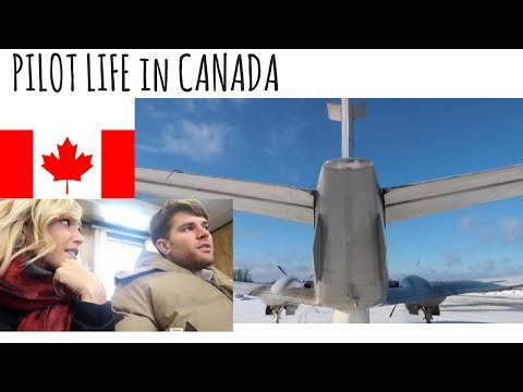 MY LIFE AS A PILOT IN CANADA