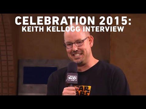 Keith Kellogg Interview with StarWars.com | Star Wars Celebration Anaheim