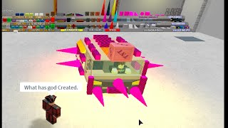 [ROBLOX] Build your own Mech - Battle of the Food Services - Playaround