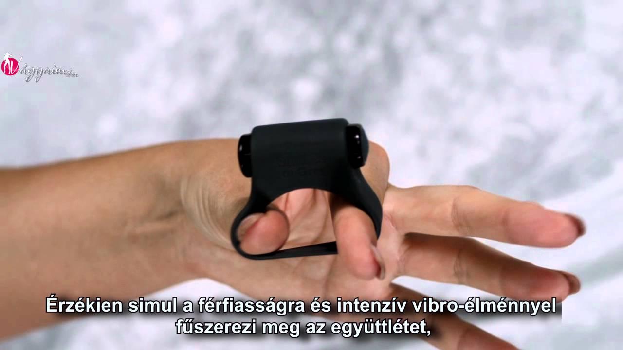 péniszgyűrű a szenzibilizáció érdekében)