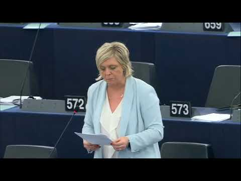 Hilde Vautmans 27 Mar 2019 plenary speech on European Peace Facility