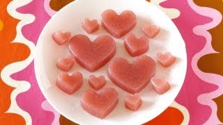 100% Fresh Strawberry Gummy Jelly 100%生いちごグミゼリー - OCHIKERON - CREATE EAT HAPPY