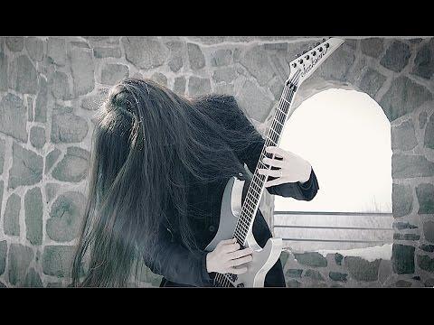 Epic Shred Metal Guitar : JOEY C - Across The Skies