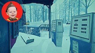 The Long Dark - Coastal Highway episode 3 (PS4). We Check out the Quonset Garage