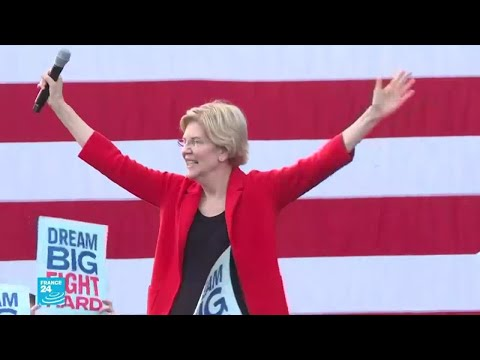 الانتخابات الرئاسية..المرشحة إليزابيث وارن تعزز موقعها في مقدمة السباق لمنافسة ترامب  - 14:55-2019 / 10 / 16