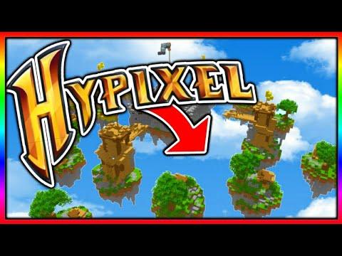 NEW HYPIXEL SKYWARS SERVER MCPE 2020 (1.16+) - Minecraft Bedrock Edition (PE, Windows 10, Xbox, PS4)