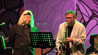 Blue Note Tokyo All-Star Jazz Orchestra (II), Java Jazz 2015, Saxes Solo