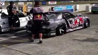Mad bull RX7 4Rotor Idle