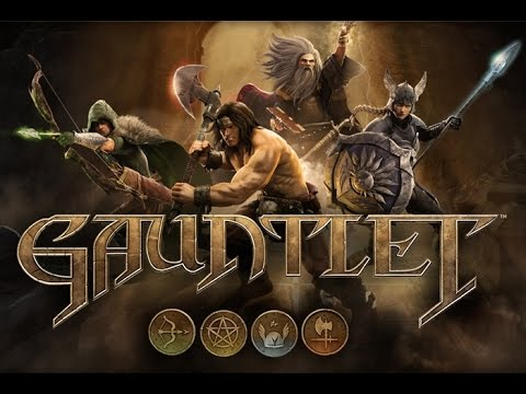GAUNTLET AN AMAZING DIABLO LIKE GAME ! Great Cheap RPG Game