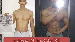 видео Принцип роста мышц. Или как растут мышцы