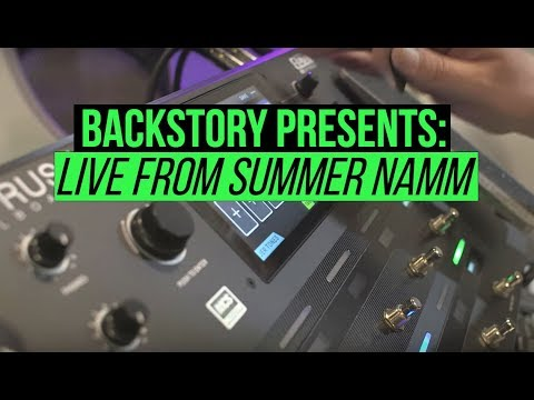 BackStory Presents: Live from Summer NAMM Nashville