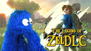 DLC for Breath of the Wild?  Huh...