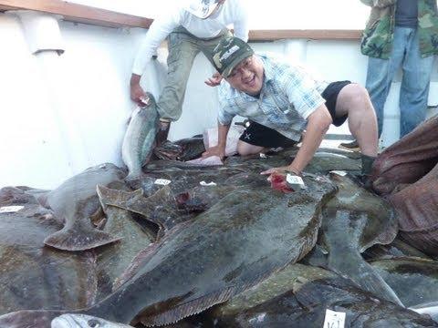 Mirage Sportfishing - HUGE California Halibut Slayage - 2 Day 06.19.2012 To 06.20.2012