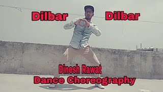 Dilbar | Satyameva Jayate | Neha Kakkar | John Abraham | Dance Choreography |  Dinesh Rawat