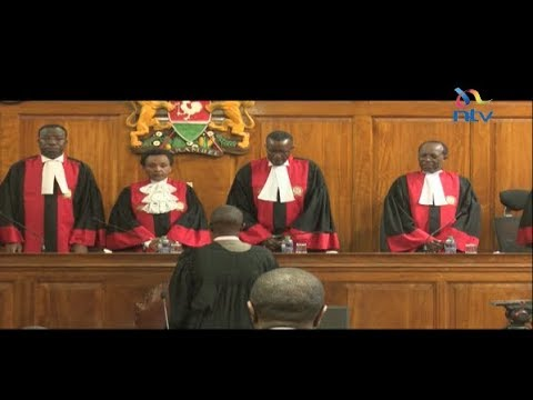 Fresh Presidential election conducted according to election laws and constitution - Supreme Court