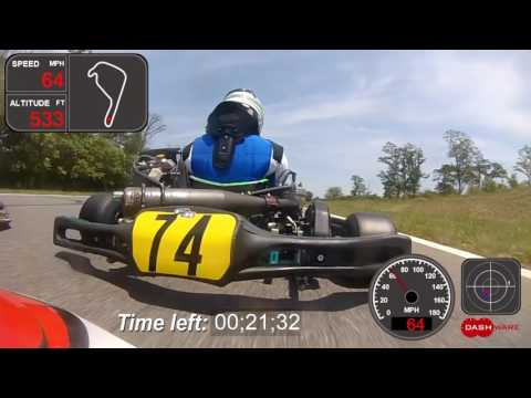 Karting @ Summit Point - June 2017