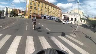 YesMan Crew - Alleycat Brno 2014 / Czech Republic Fixed Gear