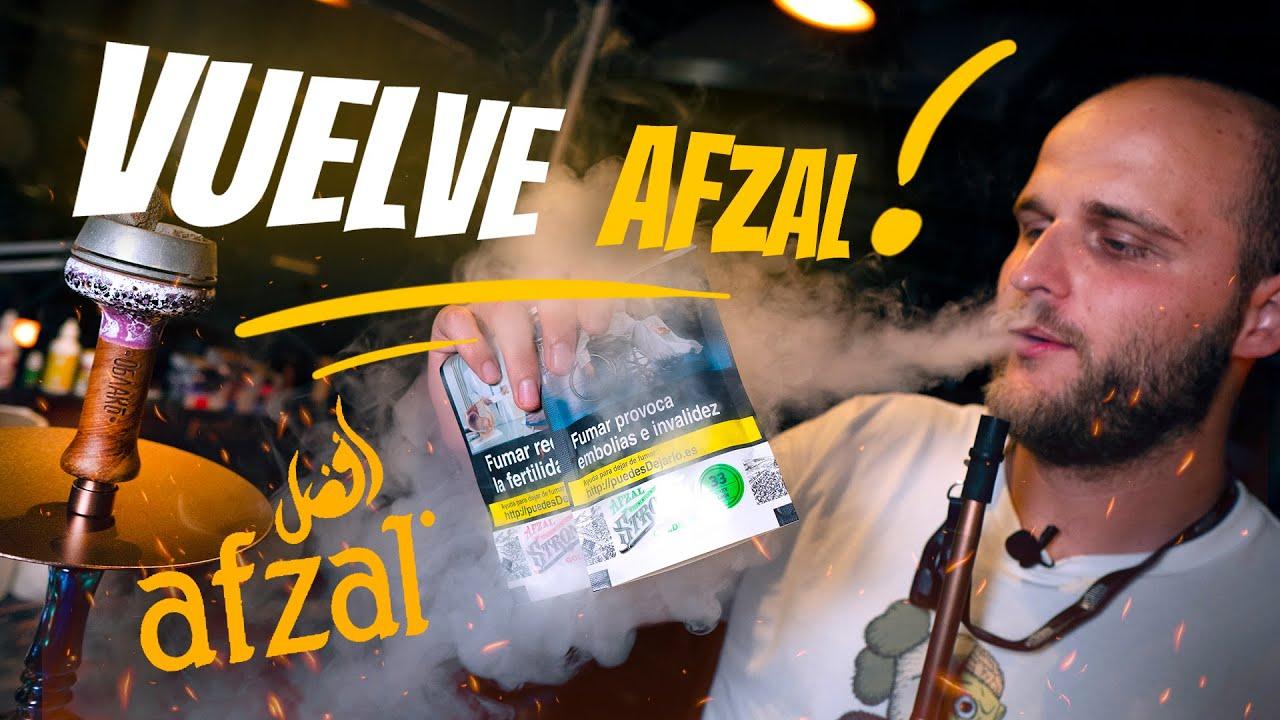 NUEVOS SABORES DE AFZAL // REVIEW AFZAL