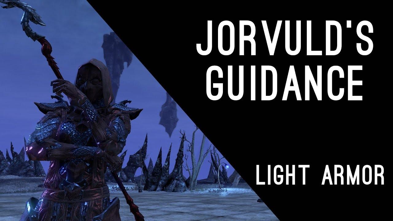 Jorvuld's Guidance | Elder Scrolls Online Sets