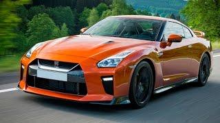 Nissan GT-R обзор 2016 - 2017.  Тест-драйв.  Test Drive