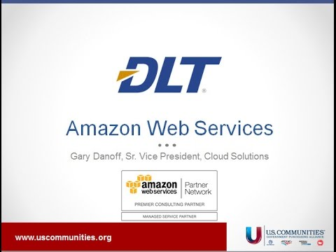 New Technology Contract - Amazon Web Services from DLT Solutions