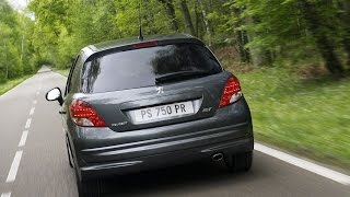 best cars ever 2015 peugeot 207 gti start up acceleration and in depth review and test drive