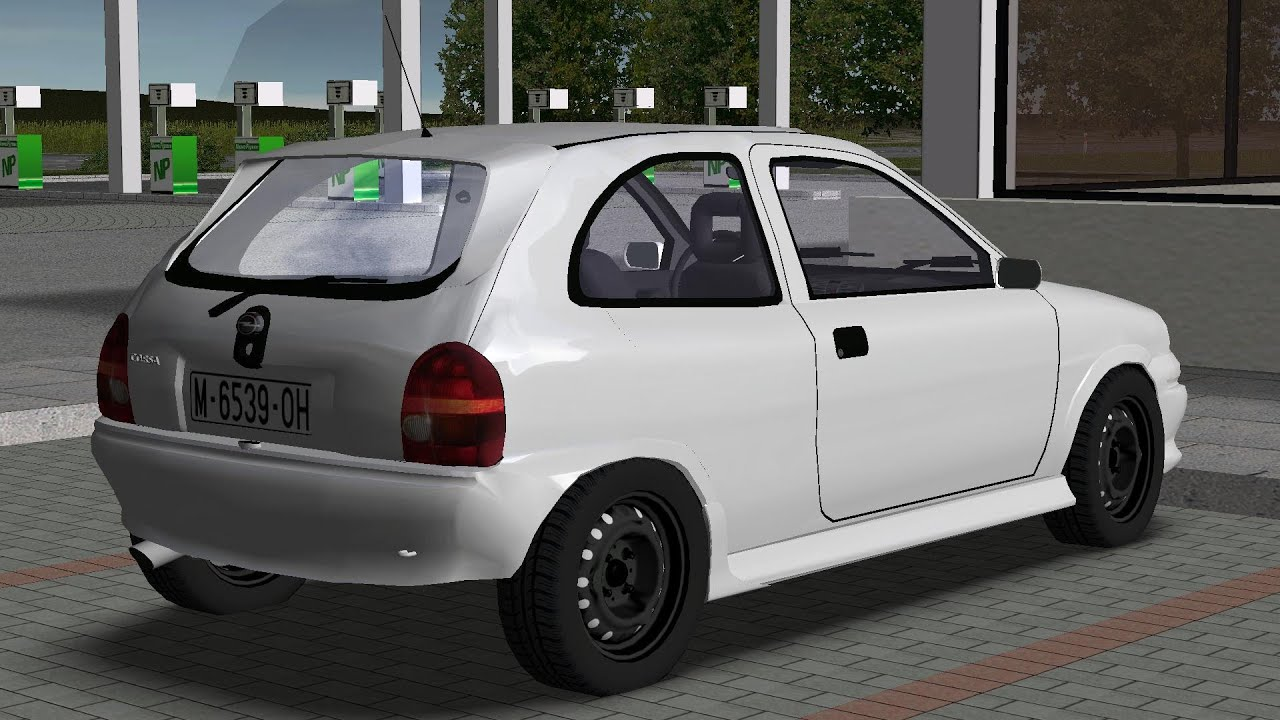 opel corsa b 1 5d 39 93 drive links racer free game. Black Bedroom Furniture Sets. Home Design Ideas