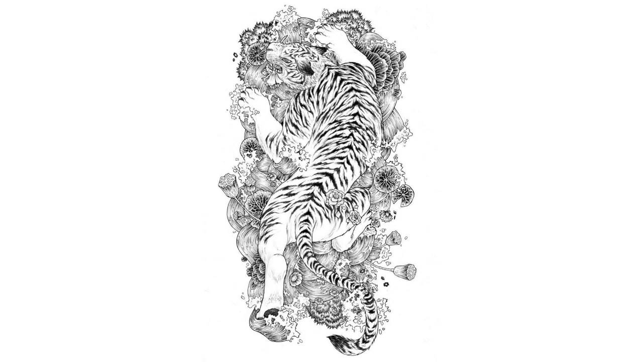 0b672060 Bengal Tiger Tattoo
