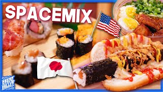 Sushi all'AMERICANA! - SPACEMIX