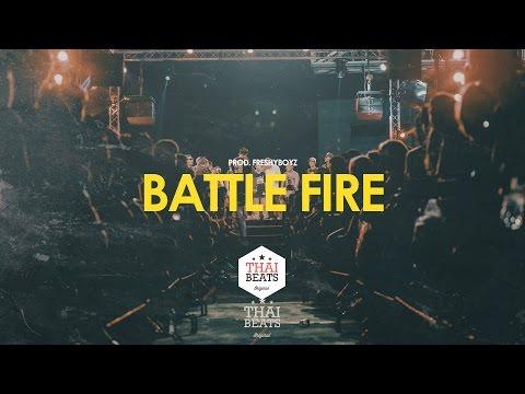 Battle Fire - Hip Hop Freestyle Beat Instrumental 2017