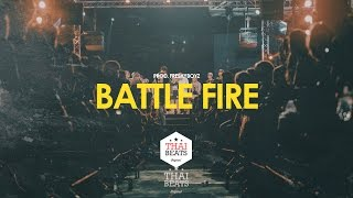 Battle Fire - Hip Hop Freestyle Beat Instrumental 2016