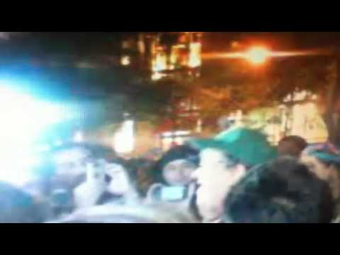 Micheal Moore speaks at occupy wall street part 2