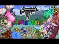 Gambar cover Uzi vs All Bosses | Terraria Master Mode