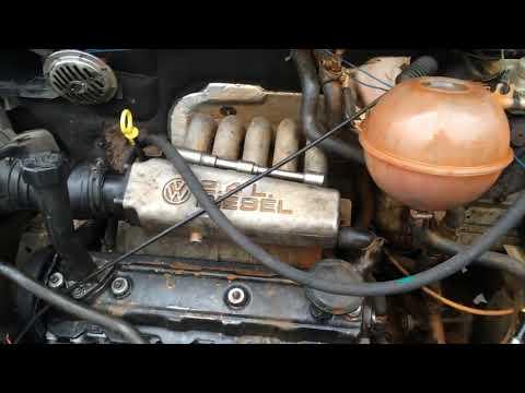 С чего нужно всегда начинать ремонт дизеля