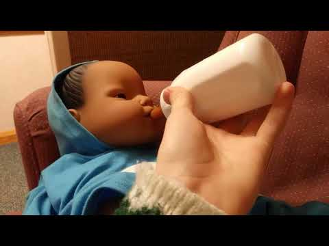 Real care baby for child development class. baby think it over experience part 1