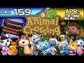Animal Crossing: New Leaf – Day 159 – Apr. 22 – NATUUUUURRRE Day!