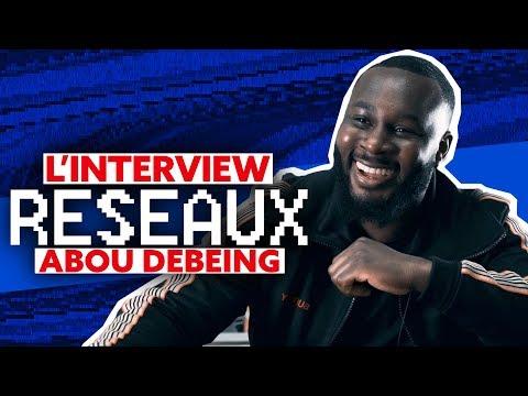 Youtube: Abou Debeing Interview Réseaux: Cardi B ça match? Binta tu stream? Feat avec Wallen tu likes?