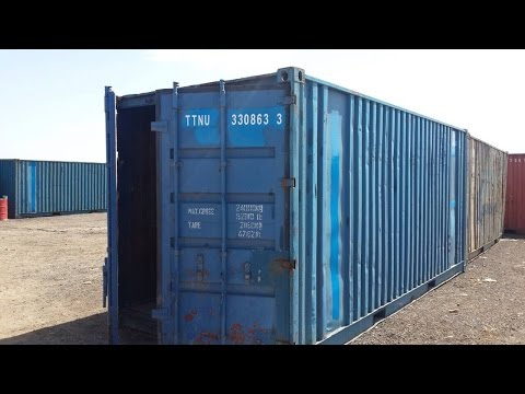 Перевозка контейнеров. Бизнея идея