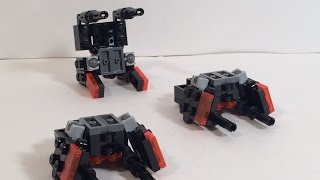 Lego Transformers by M1NDxBEND3R - The Ultracons