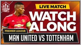 Manchester United Vs Tottenham With Mark Goldbridge Watchalong