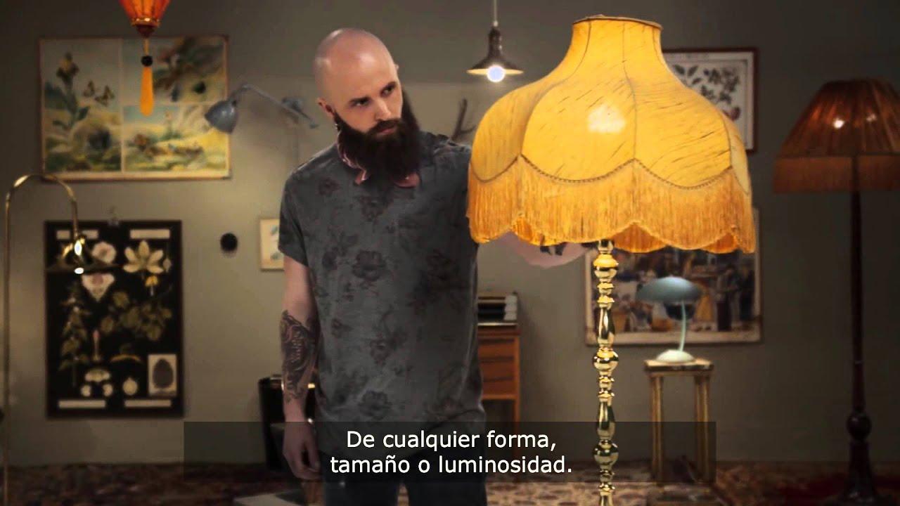 IKEA cambia toda su iluminacion a LED - YouTube - photo#4