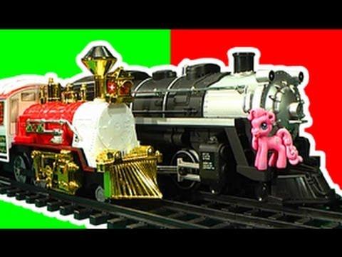 Black Canyon Brony Express Vs Holiday Express Toy Trains