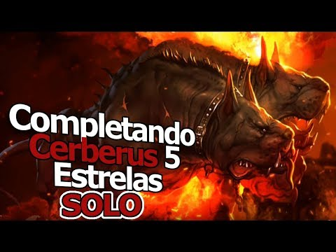 Dragon Nest M: Solo Cerberus 5*! Ganhe Poder com Título e Conquistas Ninhos Modo Inferno - Omega Play