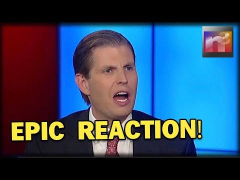 Eric Trump Asked If His Dad Is Racist. His Answer Is EPIC
