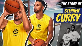 Stephen Curry | The Story Of The Greatest Shooter In NBA History | Golden State Warriors