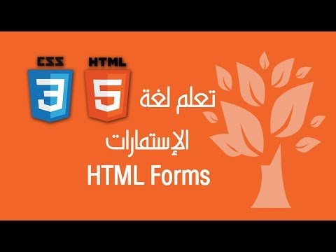 HTML & CSS / HTML Forms
