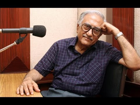 Amin Sayani Introduces Die Hard Fan of Rafi Sahab